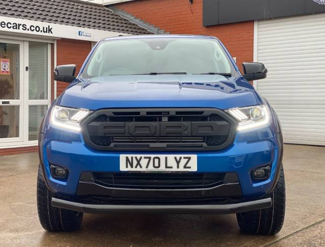 2020 Ford Ranger 0.2 Pick Up Double Cab MA-SV BLACK EDITION 1 2.0 EcoBlue 170 Auto