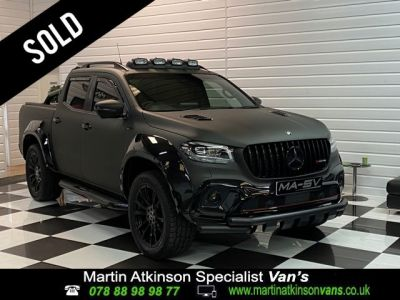 Mercedes-benz X Class MA-SV WIDEBODY-X X350d 3.0 V6 POWER Pick Up Diesel